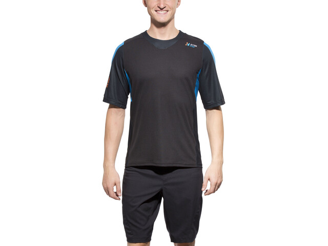 Cube Action Team Pure Jersey Shortsleeve Men black